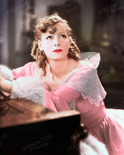 Greta Garbo Dreamy Romance 1930 | Hollywood Pinups | Film Star Colour and B&W Prints
