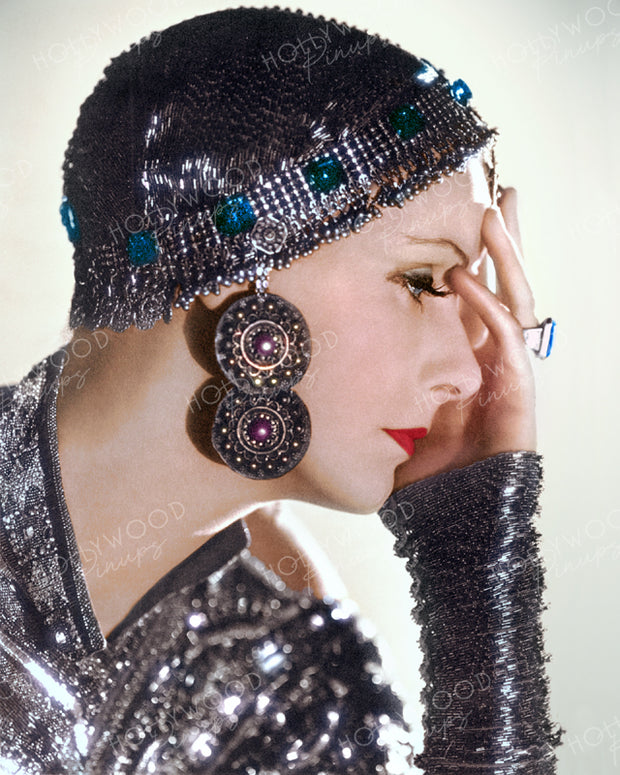 Greta Garbo MATA HARI 1931 | Hollywood Pinups | Film Star Colour and B&W Prints