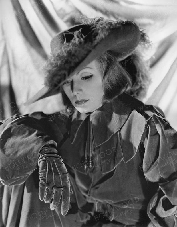 Greta Garbo QUEEN CHRISTINA 1933 | Hollywood Pinups | Film Star Colour and B&W Prints