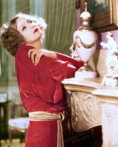 Greta Garbo in INSPIRATION 1931 | Hollywood Pinups | Film Star Colour and B&W Prints