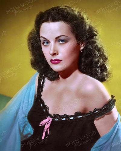 Hedy Lamarr in THE STRANGE WOMAN 1946 | Hollywood Pinups | Film Star Colour and B&W Prints