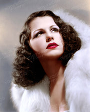 Helen Parrish Luminous Angel 1940 | Hollywood Pinups | Film Star Colour and B&W Prints