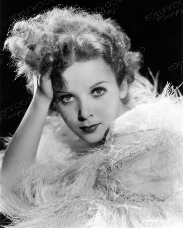 Ida Lupino Canary Yellow 1936 | Hollywood Pinups | Film Star Colour and B&W Prints