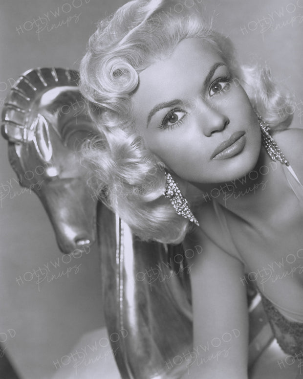 Jayne Mansfield Platinum Glamour 1957 | Hollywood Pinups | Film Star Colour and B&W Prints