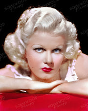 Jean Harlow Cherry Pop by CLARENCE BULL 1934 | Hollywood Pinups | Film Star Colour and B&W Prints