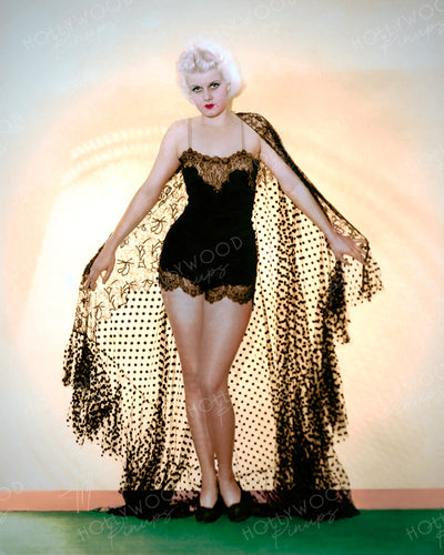 Jean Harlow GOLDIE 1931 by AUTREY | Hollywood Pinups | Film Star Colour and B&W Prints