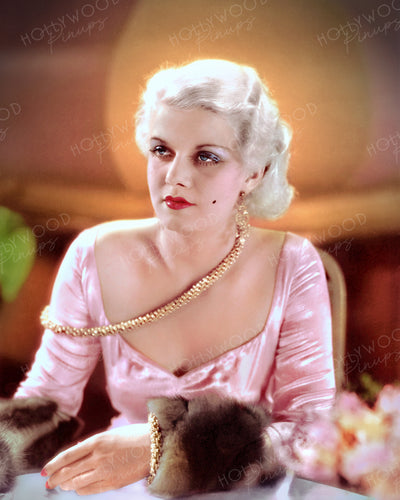 Jean Harlow in IRON MAN 1931 | Hollywood Pinups | Film Star Colour and B&W Prints