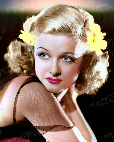 Joan Bennett TRADE WINDS 1938 | Hollywood Pinups | Film Star Colour and B&W Prints