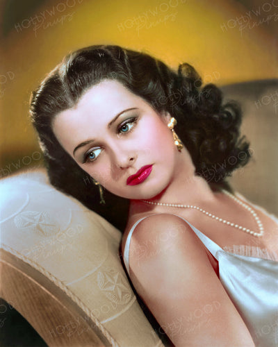 Joan Bennett by RAY JONES 1939 | Hollywood Pinups | Film Star Colour and B&W Prints
