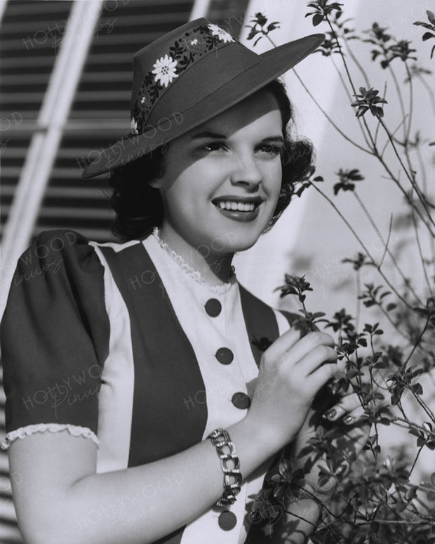 Judy Garland Spring Charm 1940 | Hollywood Pinups | Film Star Colour and B&W Prints