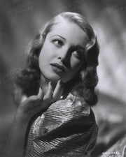 June Lang Glittering Beauty 1937 | Hollywood Pinups | Film Star Colour and B&W Prints