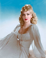Lana Turner Blonde Enchantress 1944 | Hollywood Pinups | Film Star Colour and B&W Prints