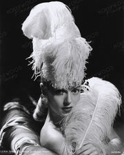 Lana Turner Feather Plumes 1944 | Hollywood Pinups | Film Star Colour and B&W Prints