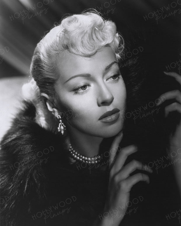 Lana Turner Haunting Beauty 1946 | Hollywood Pinups | Film Star Colour and B&W Prints
