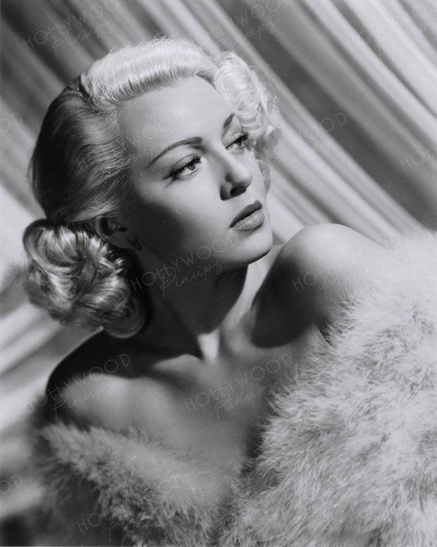 Lana Turner Platinum Beauty 1946 | Hollywood Pinups | Film Star Colour and B&W Prints