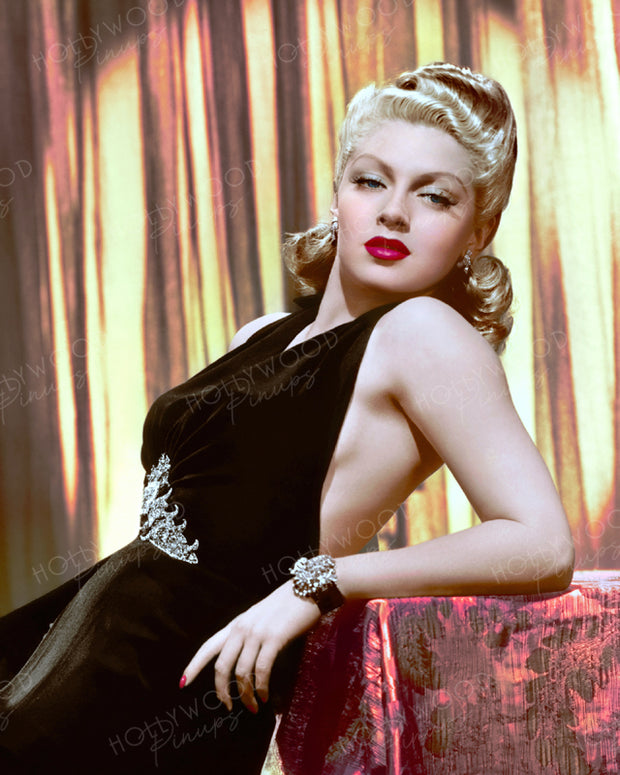 Lana Turner ZIEGFELD GIRL 1941 | Hollywood Pinups | Film Star Colour and B&W Prints