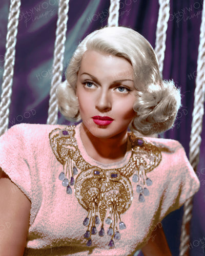 Lana Turner by ERIC CARPENTER 1945 | Hollywood Pinups | Film Star Colour and B&W Prints
