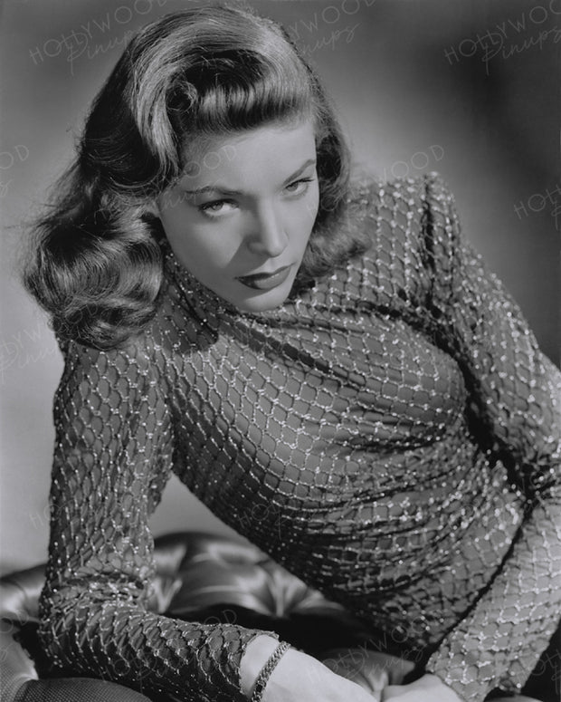 Lauren Bacall Fatal Female 1945 | Hollywood Pinups | Film Star Colour and B&W Prints