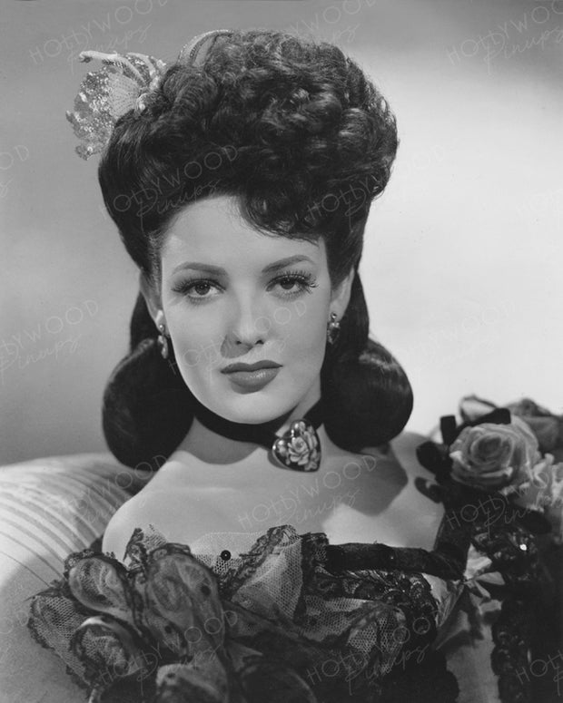 Linda Darnell Hangover Square 1945 | Hollywood Pinups | Film Star Colour and B&W Prints