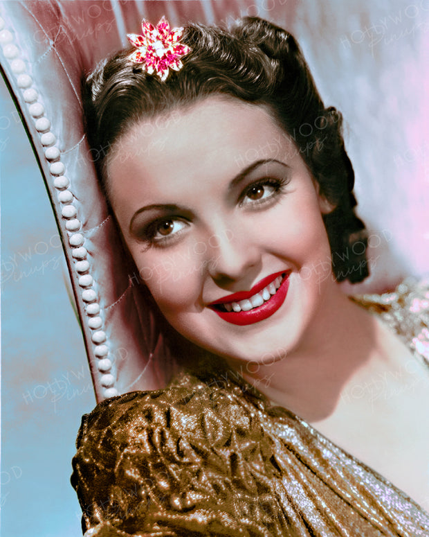 Linda Darnell HOTEL FOR WOMEN 1939 | Hollywood Pinups | Film Star Colour and B&W Prints