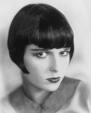 Louise Brooks Luminous Gaze 1929 by EUGENE RICHEE | Hollywood Pinups | Film Star Colour and B&W Prints