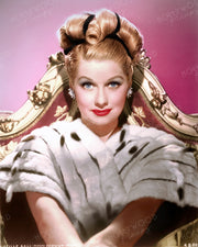 Lucille Ball Her Royal Highness 1944 | Hollywood Pinups | Film Star Colour and B&W Prints