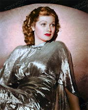 Lucille Ball by ERNEST BACHRACH 1939 | Hollywood Pinups | Film Star Colour and B&W Prints