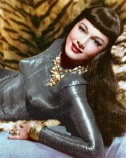 Maria Montez SIREN OF ATLANTIS 1947 | Hollywood Pinups | Film Star Colour and B&W Prints