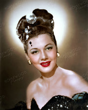 Maria Montez in TANGIER 1946 | Hollywood Pinups | Film Star Colour and B&W Prints