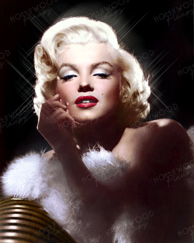 Marilyn Monroe Beyond Beauty 1953 | Hollywood Pinups | Film Star Colour and B&W Prints