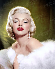 Marilyn Monroe Glamour Kitten 1953 | Hollywood Pinups | Film Star Colour and B&W Prints