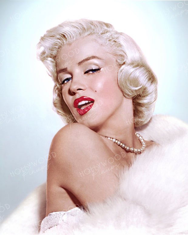 Marilyn Monroe White Platinum 1954 | Hollywood Pinups | Film Star Colour and B&W Prints