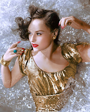 Paulette Goddard Dream Fantasy 1938 | Hollywood Pinups | Film Star Colour and B&W Prints