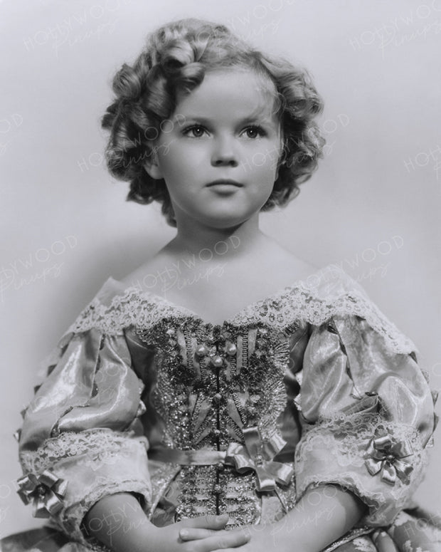 Shirley Temple CAPTAIN JANUARY 1936 | Hollywood Pinups | Film Star Colour and B&W Prints