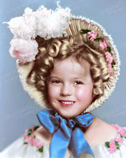 Shirley Temple THE LITTLE COLONEL 1935 | Hollywood Pinups | Film Star Colour and B&W Prints