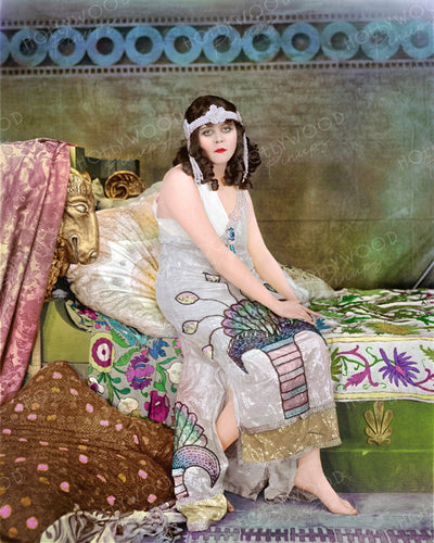 Theda Bara CLEOPATRA 1917 | Hollywood Pinups | Film Star Colour and B&W Prints