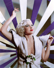 Toby Wing Bombshell Blonde 1934 | Hollywood Pinups | Film Star Colour and B&W Prints