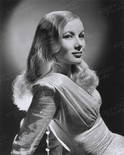 Veronica Lake Femme Fatale 1941 | Hollywood Pinups | Film Star Colour and B&W Prints