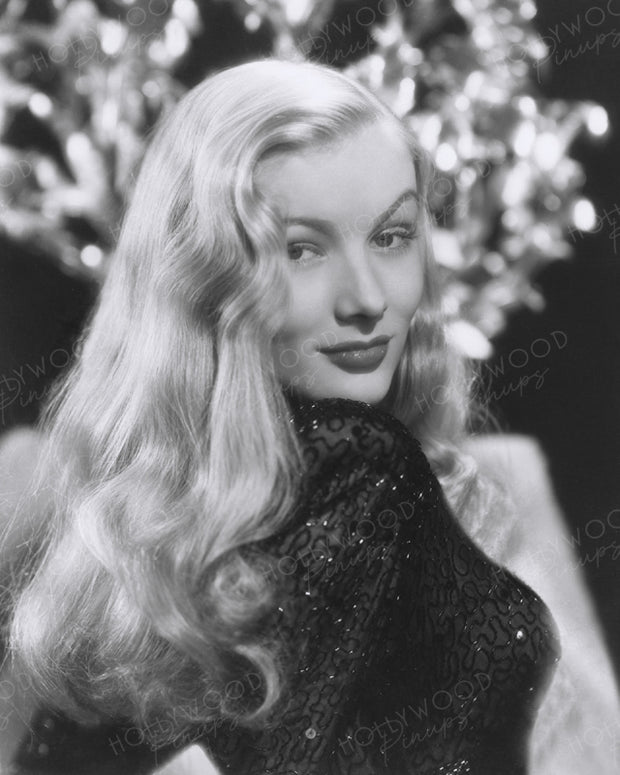 Veronica Lake Sublime Vixen 1943 | Hollywood Pinups | Film Star Colour and B&W Prints