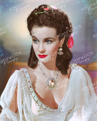 Vivien Leigh in THAT HAMILTON WOMAN 1941 | Hollywood Pinups Color Prints