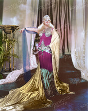 Mae West in GOIN TO TOWN 1935 | Hollywood Pinups | Film Star Colour and B&W Prints