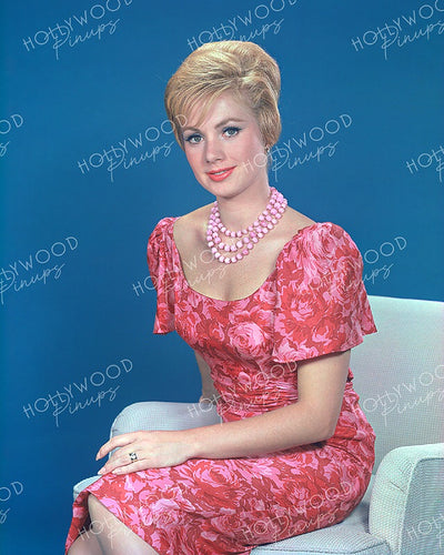 Shirley Jones Rose Print 1960 | Hollywood Pinups | Film Star Colour and B&W Prints