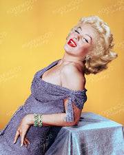 Marilyn Monroe Mauve Seduction 1953 | Hollywood Pinups | Film Star Colour and B&W Prints