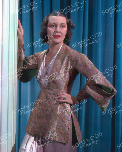 Gladys Swarthout Opera Diva 1937 | Hollywood Pinups Color Prints