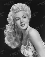Lana Turner Lustrous Locks 1945 | Hollywood Pinups Color Prints