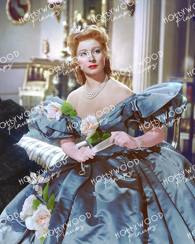 Greer Garson in PRIDE AND PREJUDICE 1940 | Hollywood Pinups Color Prints