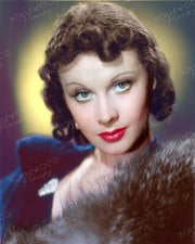 Vivien Leigh Dazzling Eyes 1938 | Hollywood Pinups | Film Star Colour and B&W Prints