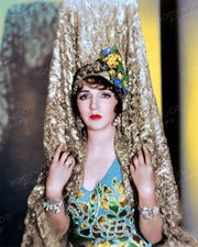 Bebe Daniels Spanish Lace 1929 | Hollywood Pinups | Film Star Colour and B&W Prints