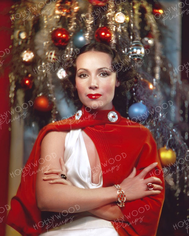 Dolores Del Rio by EDWIN BOWER HESSER 1936 | Hollywood Pinups | Film Star Colour and B&W Prints