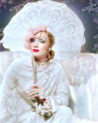 Marlene Dietrich CAPRICE ESPAGNOL 1935 | Hollywood Pinups Color Prints